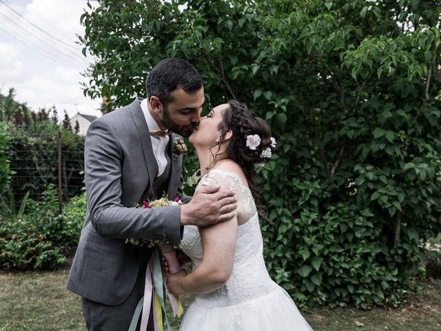 Le mariage de Alexander et Andréa à Osny, Val-d'Oise 26