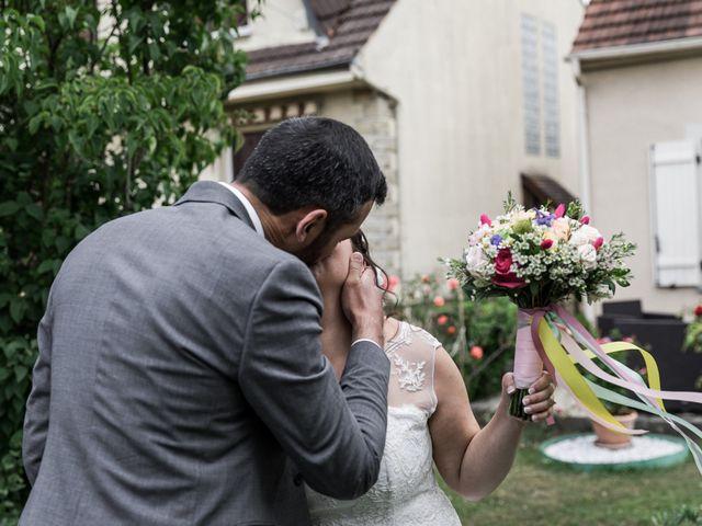 Le mariage de Alexander et Andréa à Osny, Val-d'Oise 27
