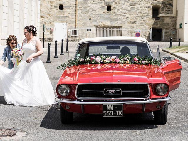 Le mariage de Alexander et Andréa à Osny, Val-d'Oise 32