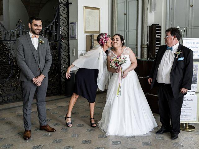 Le mariage de Alexander et Andréa à Osny, Val-d'Oise 34