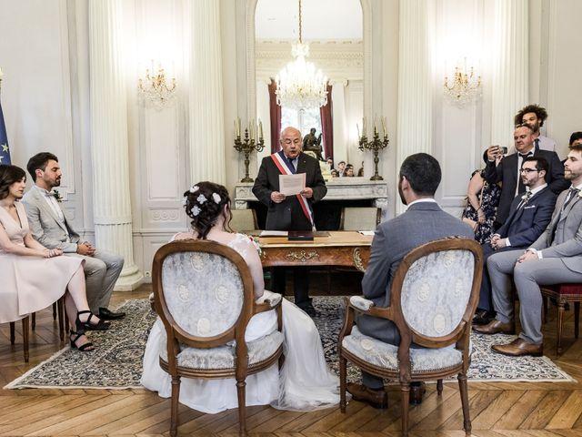 Le mariage de Alexander et Andréa à Osny, Val-d'Oise 48