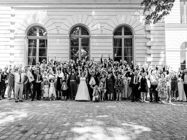 Le mariage de Alexander et Andréa à Osny, Val-d'Oise 61