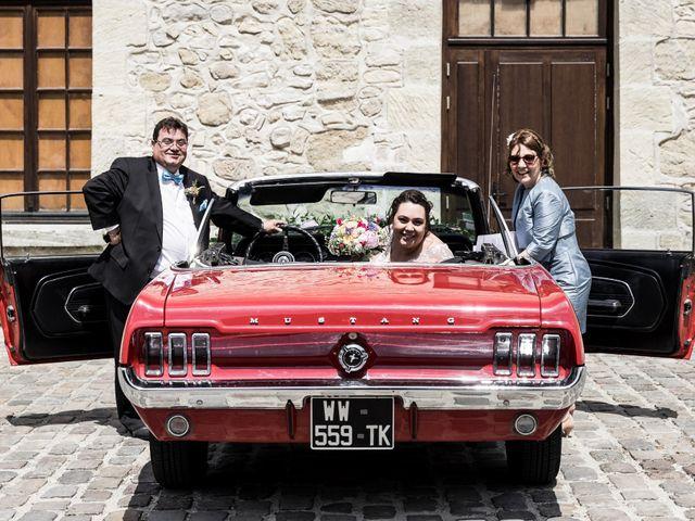Le mariage de Alexander et Andréa à Osny, Val-d'Oise 67