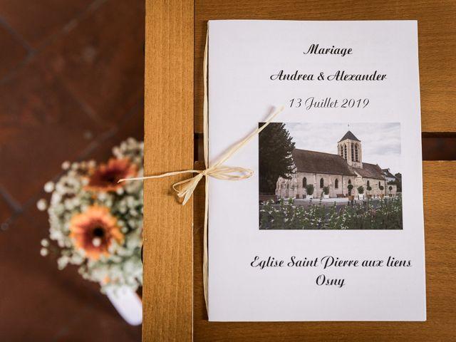 Le mariage de Alexander et Andréa à Osny, Val-d'Oise 68
