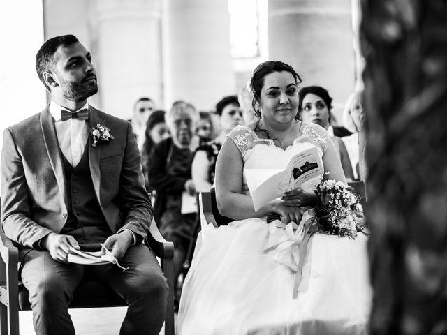 Le mariage de Alexander et Andréa à Osny, Val-d'Oise 78