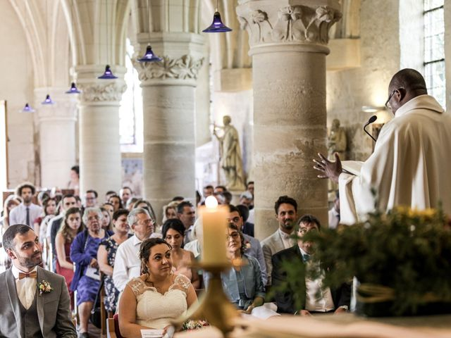 Le mariage de Alexander et Andréa à Osny, Val-d'Oise 79