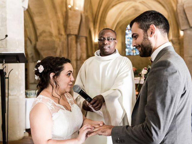 Le mariage de Alexander et Andréa à Osny, Val-d'Oise 92