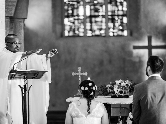 Le mariage de Alexander et Andréa à Osny, Val-d'Oise 94