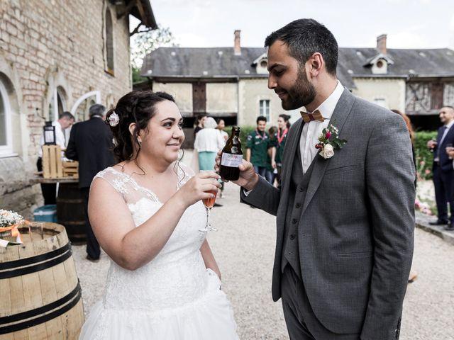 Le mariage de Alexander et Andréa à Osny, Val-d'Oise 128