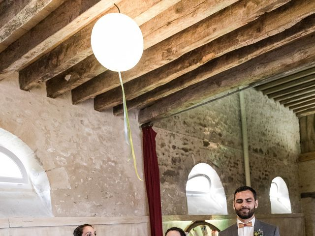 Le mariage de Alexander et Andréa à Osny, Val-d'Oise 149