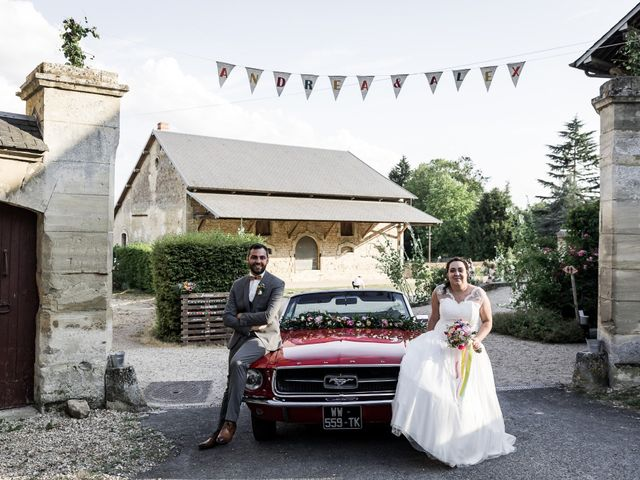 Le mariage de Alexander et Andréa à Osny, Val-d'Oise 193