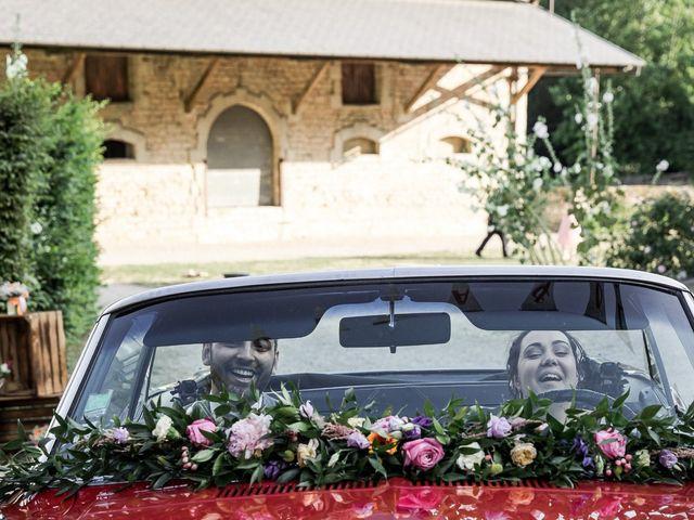 Le mariage de Alexander et Andréa à Osny, Val-d'Oise 197