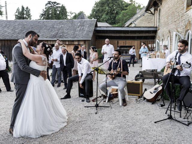 Le mariage de Alexander et Andréa à Osny, Val-d'Oise 203