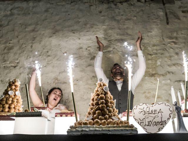 Le mariage de Alexander et Andréa à Osny, Val-d'Oise 255