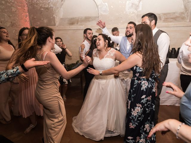 Le mariage de Alexander et Andréa à Osny, Val-d'Oise 282
