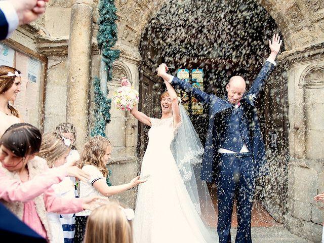 Le mariage de Severine et Sebastien