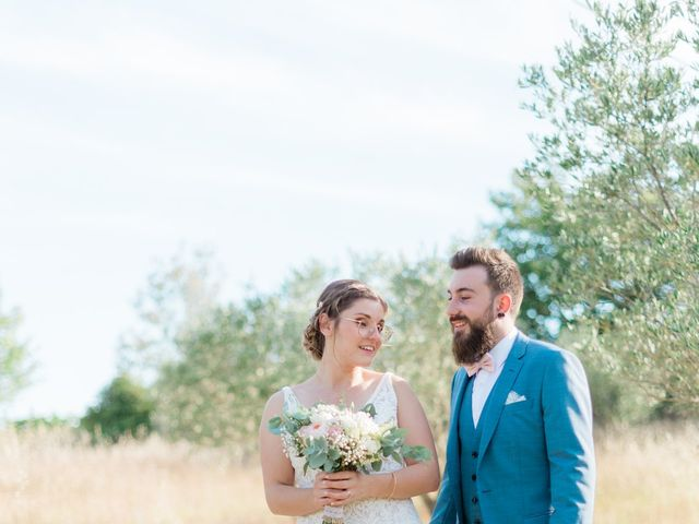 Le mariage de Nicolas et Marie à Saint-Thibéry, Hérault 43