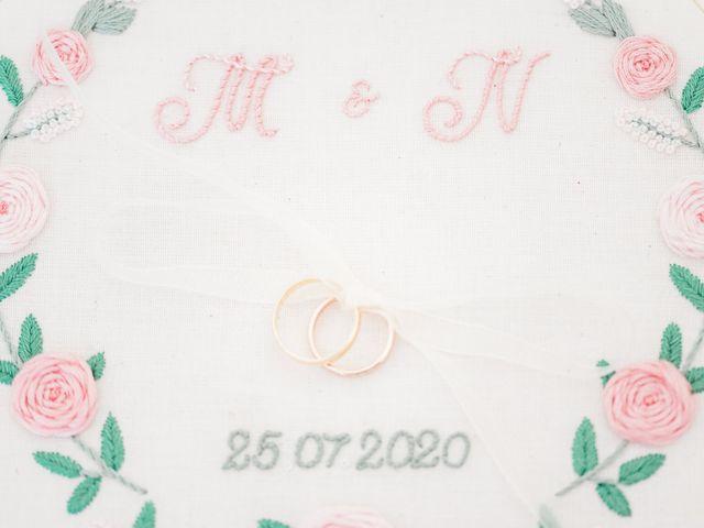Le mariage de Nicolas et Marie à Saint-Thibéry, Hérault 6