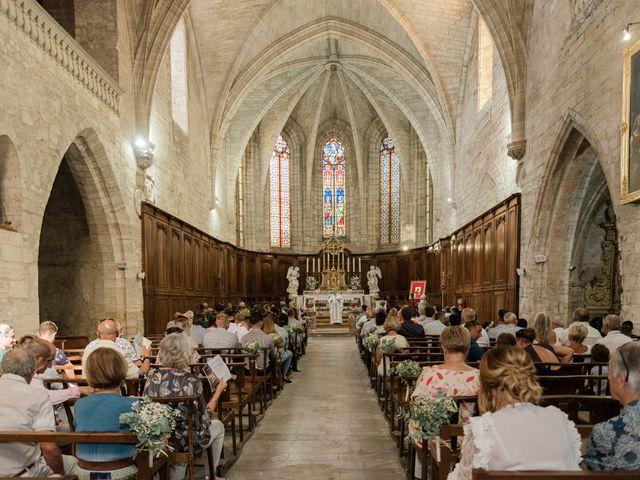Le mariage de Nicolas et Marie à Saint-Thibéry, Hérault 35