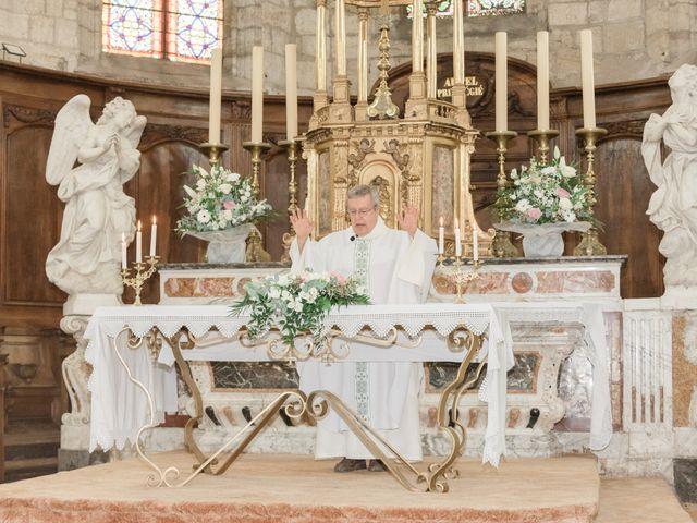 Le mariage de Nicolas et Marie à Saint-Thibéry, Hérault 38