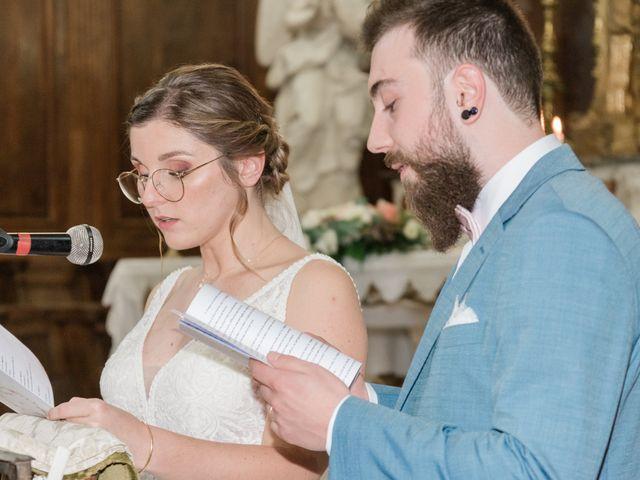 Le mariage de Nicolas et Marie à Saint-Thibéry, Hérault 39