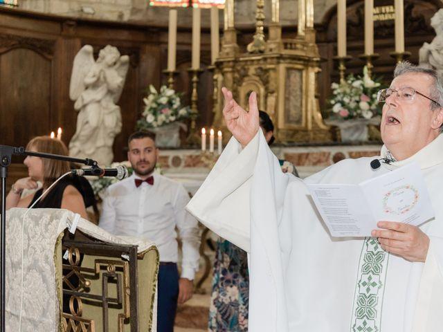 Le mariage de Nicolas et Marie à Saint-Thibéry, Hérault 40