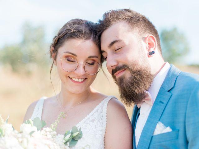Le mariage de Nicolas et Marie à Saint-Thibéry, Hérault 44