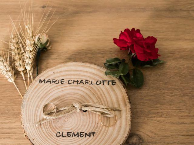 Le mariage de Clément et Marie Charlotte à Saint-Erme-Outre-et-Ramecourt, Aisne 1