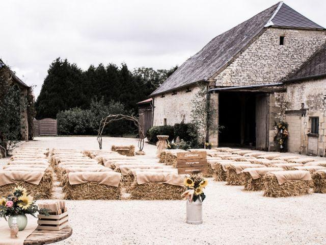 Le mariage de Clément et Marie Charlotte à Saint-Erme-Outre-et-Ramecourt, Aisne 25