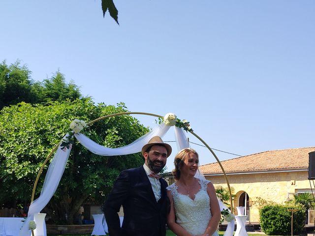 Le mariage de Mathieu et Celine à Tarnès, Gironde 3