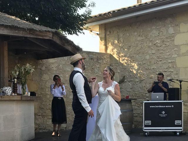 Le mariage de Mathieu et Celine à Tarnès, Gironde 8