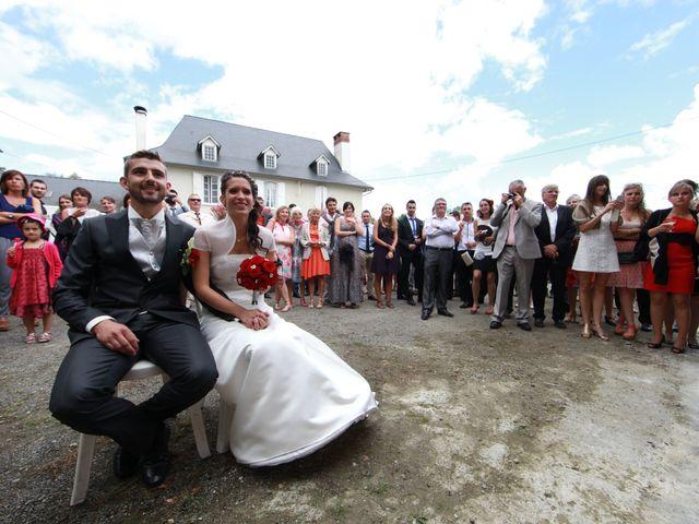 Le mariage de Julie et Jérémy à Bougarber, Pyrénées-Atlantiques 19