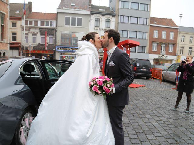 Le mariage de Kévin et Adeline à Halluin, Nord 6