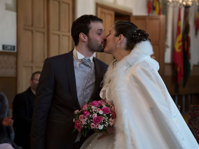 Le mariage de Kévin et Adeline à Halluin, Nord 12