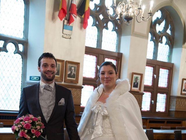 Le mariage de Kévin et Adeline à Halluin, Nord 16