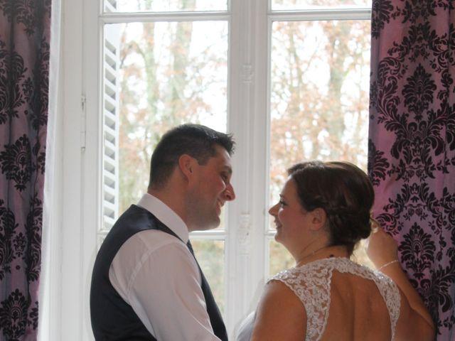 Le mariage de Nicolas et Audrey à Yversay, Vienne 4