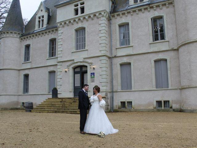 Le mariage de Nicolas et Audrey à Yversay, Vienne 9