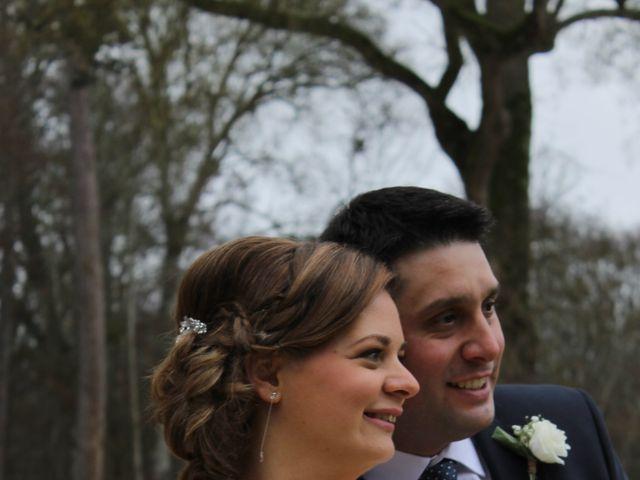 Le mariage de Nicolas et Audrey à Yversay, Vienne 10