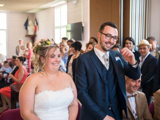 Le mariage de Alexandre et Julie à Biscarrosse, Landes 9