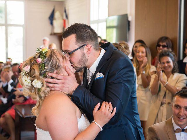 Le mariage de Alexandre et Julie à Biscarrosse, Landes 10