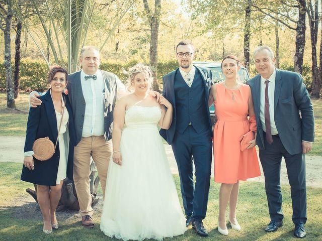 Le mariage de Alexandre et Julie à Biscarrosse, Landes 16