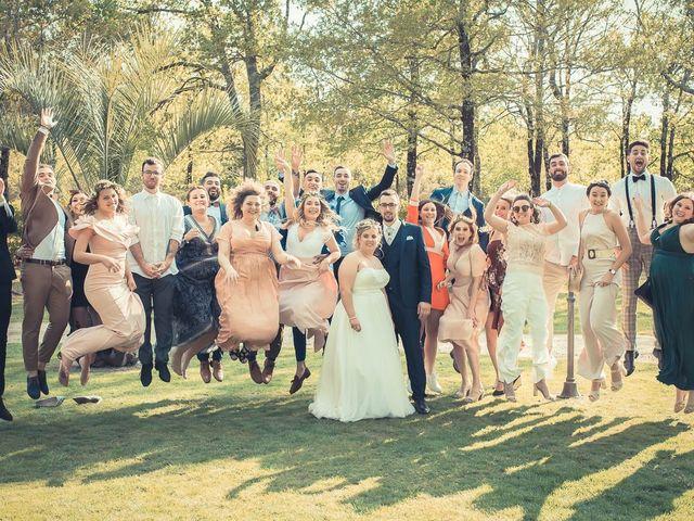 Le mariage de Alexandre et Julie à Biscarrosse, Landes 18
