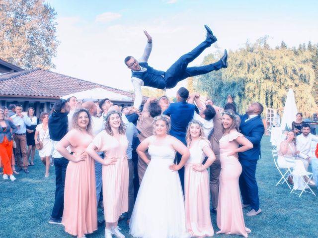 Le mariage de Alexandre et Julie à Biscarrosse, Landes 17