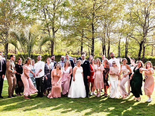 Le mariage de Alexandre et Julie à Biscarrosse, Landes 40