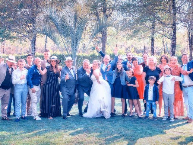 Le mariage de Alexandre et Julie à Biscarrosse, Landes 41