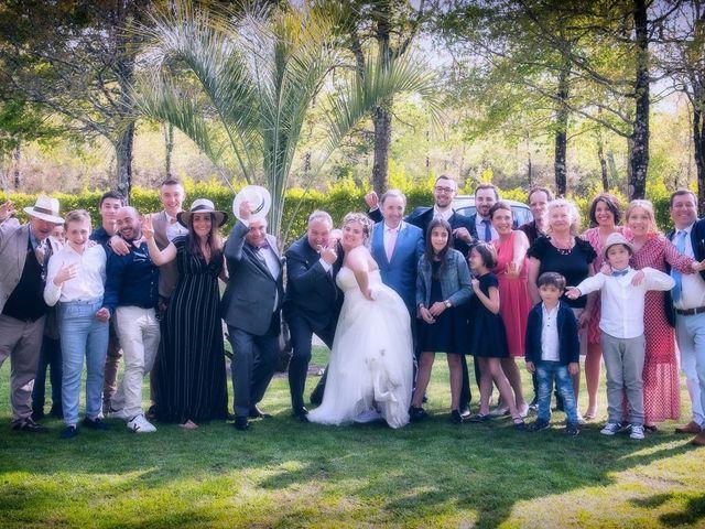 Le mariage de Alexandre et Julie à Biscarrosse, Landes 42