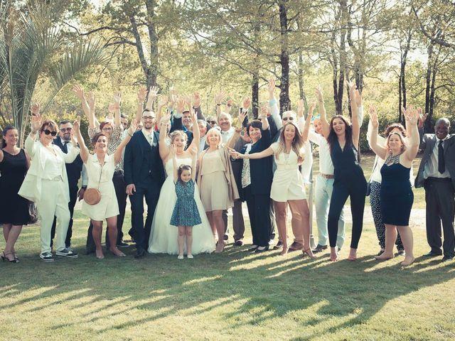 Le mariage de Alexandre et Julie à Biscarrosse, Landes 44