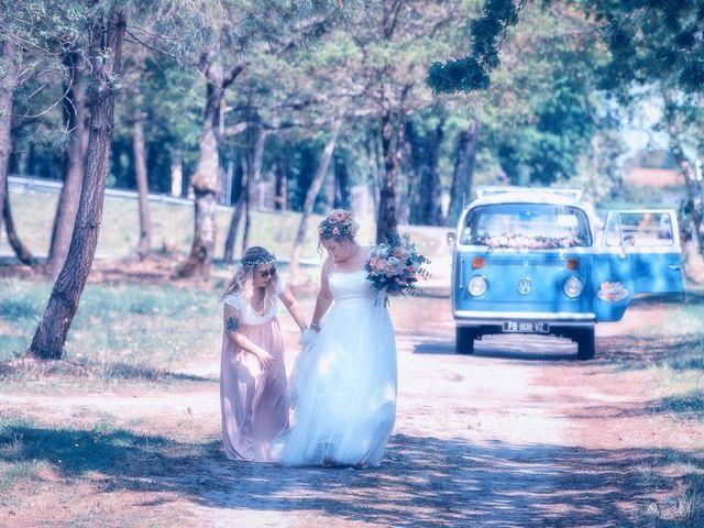Le mariage de Alexandre et Julie à Biscarrosse, Landes 51