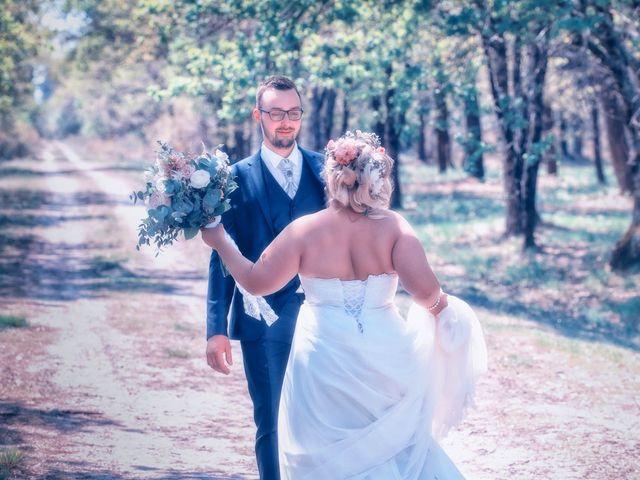 Le mariage de Alexandre et Julie à Biscarrosse, Landes 56