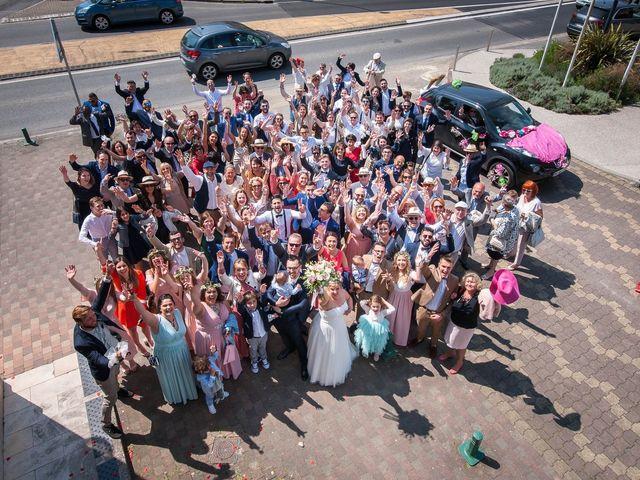Le mariage de Alexandre et Julie à Biscarrosse, Landes 60